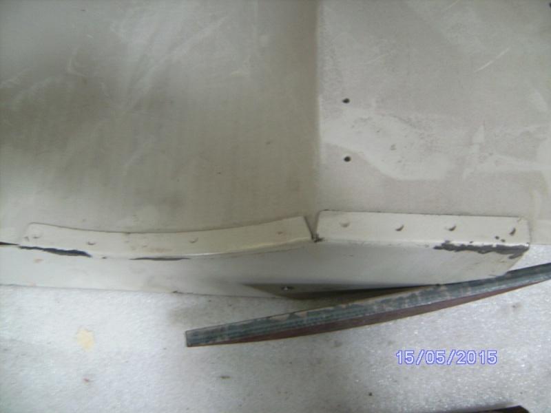 Carter de protection des cotes du moteur 32638 Sany1535