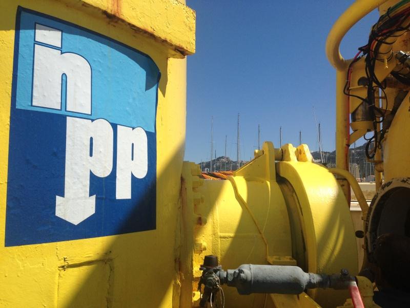 Visite de la barge de l'INPP, entre autres :-) Img_2812