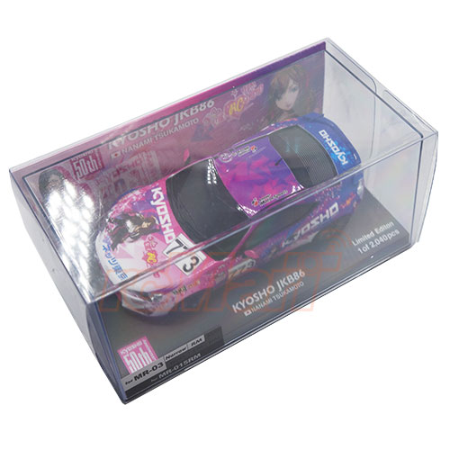 Compatibilité carrosserie MA020 Kyosho10