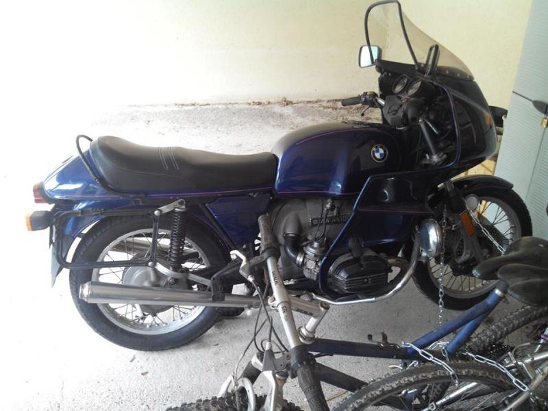 BMW R100/7 1977 comme j'aime à merveille ;) R10010