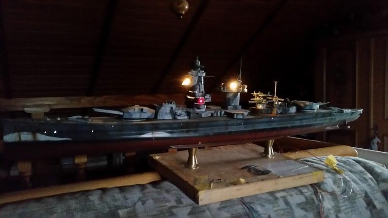 Admiral Graf Spee  1/200  scratch gebaut von Klabauter - Seite 4 20150510