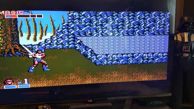 Collection privée Part.2 - Console 8-bit SEGA Mastersystem 20141115