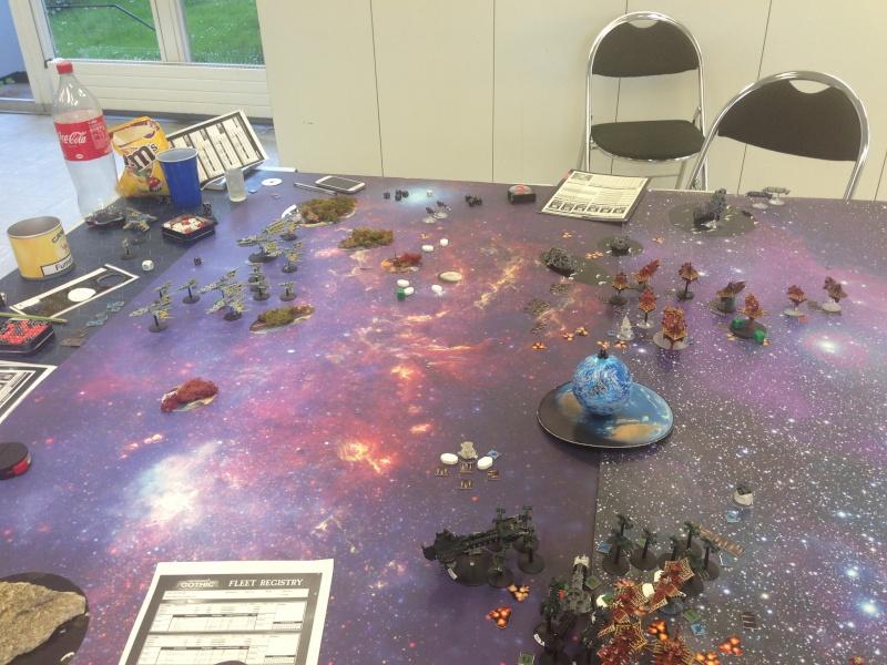 [SM/Eldars vs Chaos] Assaut Planétaire - 4000pts - Club de Meudon 16600110