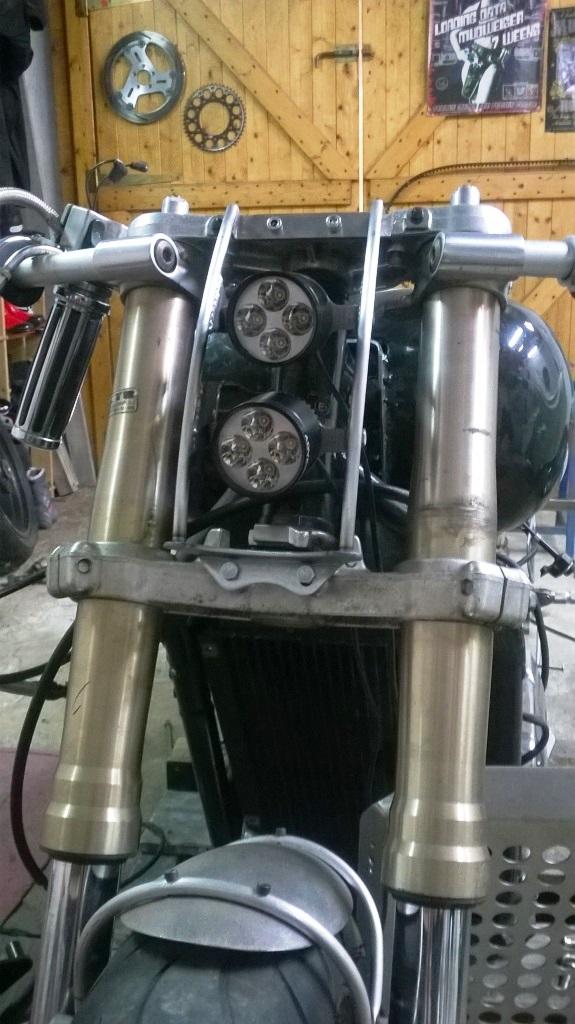 800 VN - Custom racer de Baz - Page 4 Wp_20150