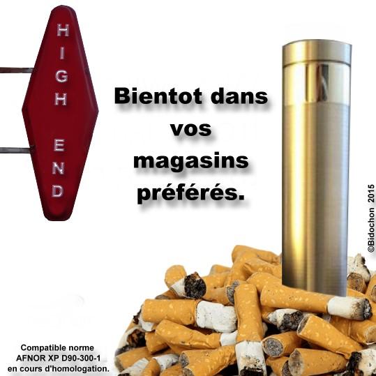 [Article du 08/04/2015] Yannick Maillou de Mod in France, se dit ouvert à une distribution chez les buralistes   Ma Cigarette Furcif12