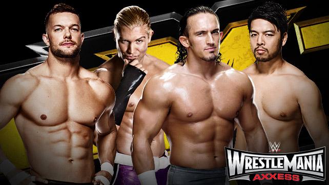 [Compétition] Un lutteur de NXT luttera à Wrestlemania !  20150310