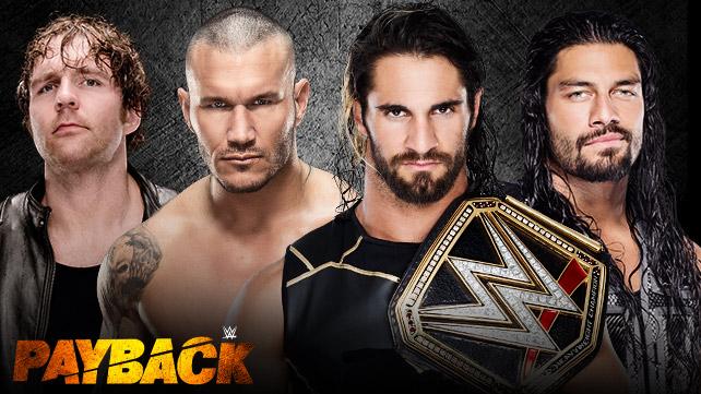 WWE Payback du 17/05/2015 20150425