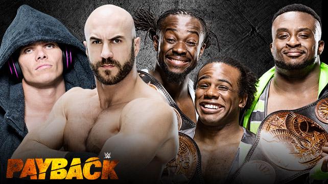 WWE Payback du 17/05/2015 20150428