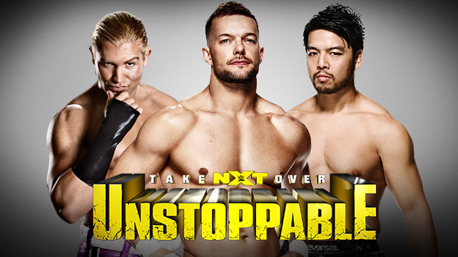 NXT Takeover : Unstoppable du 20/05/2015 20150516