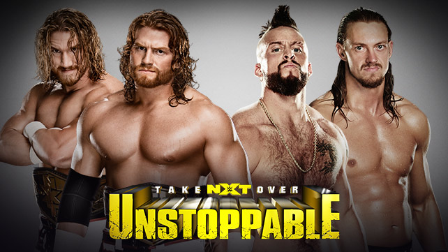NXT Takeover : Unstoppable du 20/05/2015 20150518