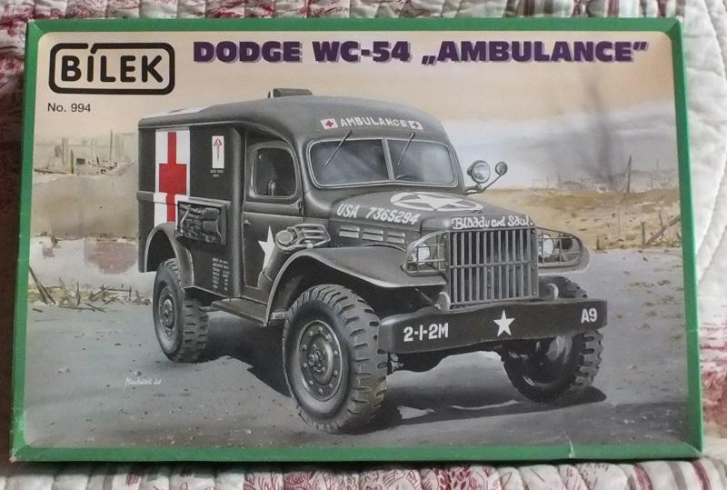 Ambulance-Dodge WC-54 au 1/72° Dodge_12