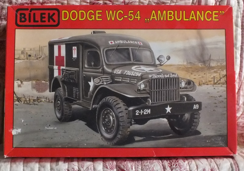 Ambulance-Dodge WC-54 au 1/72° Dodge_13