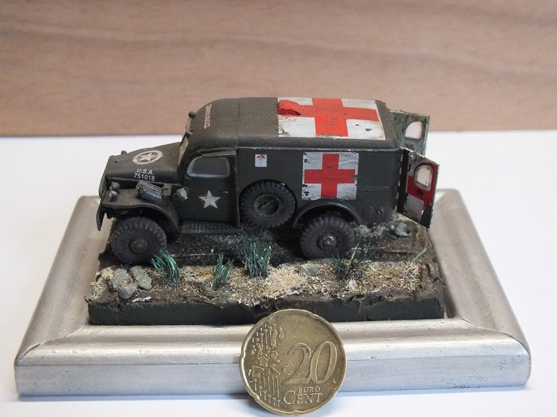 Ambulance-Dodge WC-54 au 1/72° Posty_12