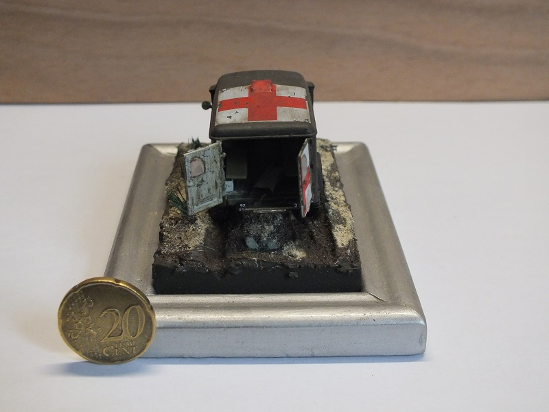 Ambulance-Dodge WC-54 au 1/72° Posty_13