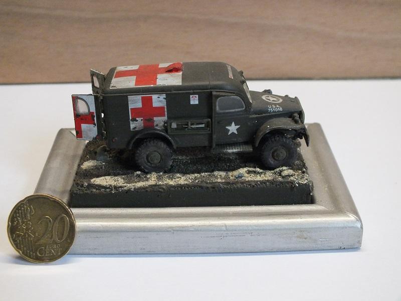 Ambulance-Dodge WC-54 au 1/72° Posty_14