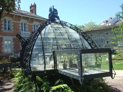 (44) Jardin des plantes - Nantes Dscf6346