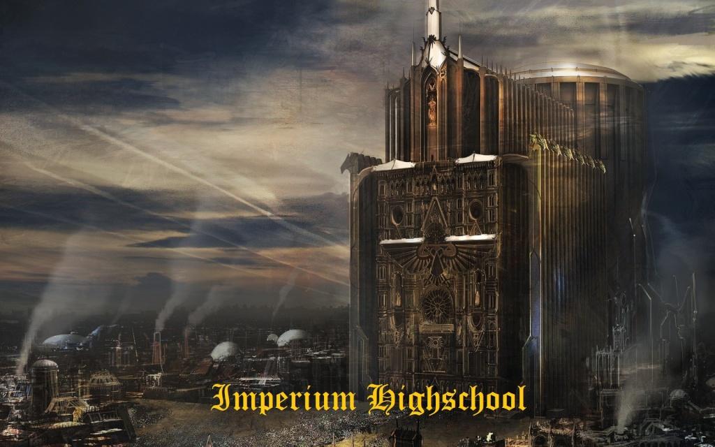 """""""Warhammer Highschool"""" Warham12"""