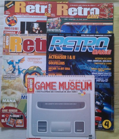 [MAGAZINE] Retro Game n°1 Img03410