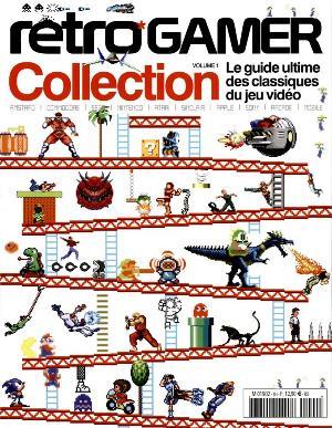 [MAGAZINE] Retro Gamer Collection N°1. M1902h10