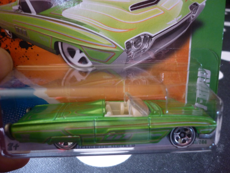 Hot Wheels: Treasure Hunt et Treasure Hunt$ P1120721