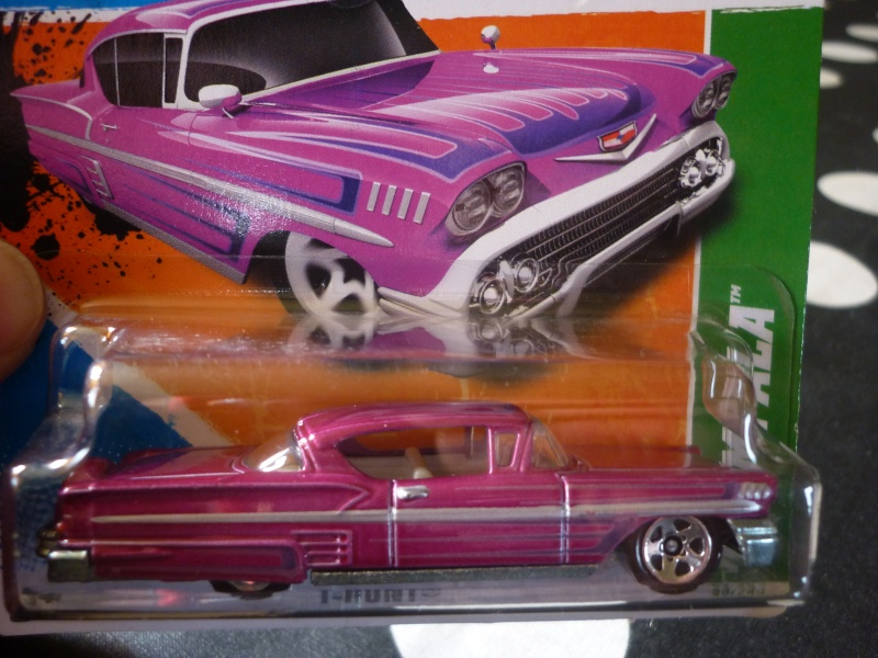 Hot Wheels: Treasure Hunt et Treasure Hunt$ P1120724