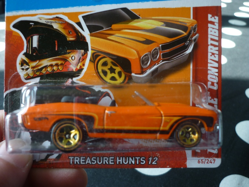 Hot Wheels: Treasure Hunt et Treasure Hunt$ P1120736