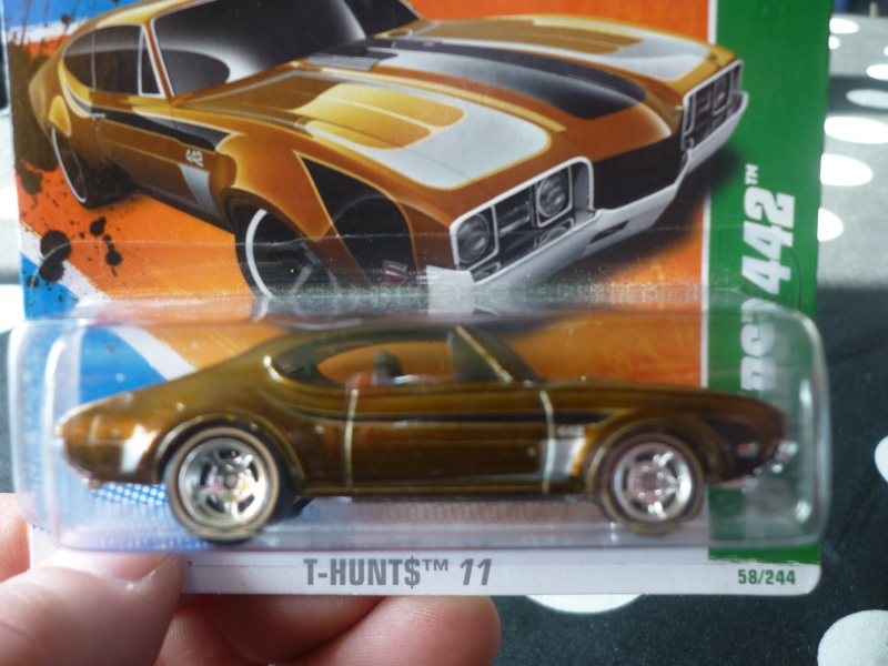 Hot Wheels: Treasure Hunt et Treasure Hunt$ P1120739