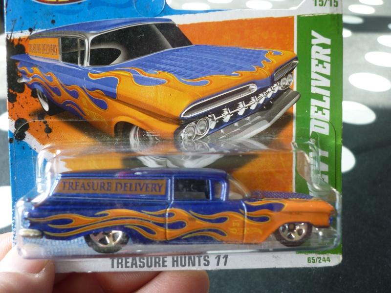 Hot Wheels: Treasure Hunt et Treasure Hunt$ P1120741