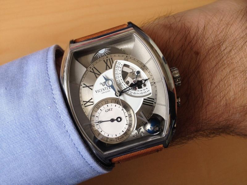 La montre du vendredi 20 janvier 2017 20150511