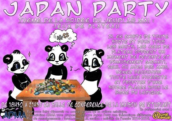 Animation Vanguard soirée Japan Party (Dijon) Soiree10