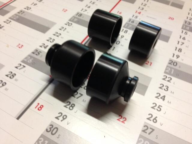 Tampons diabolos axe roue klr 650 Image65