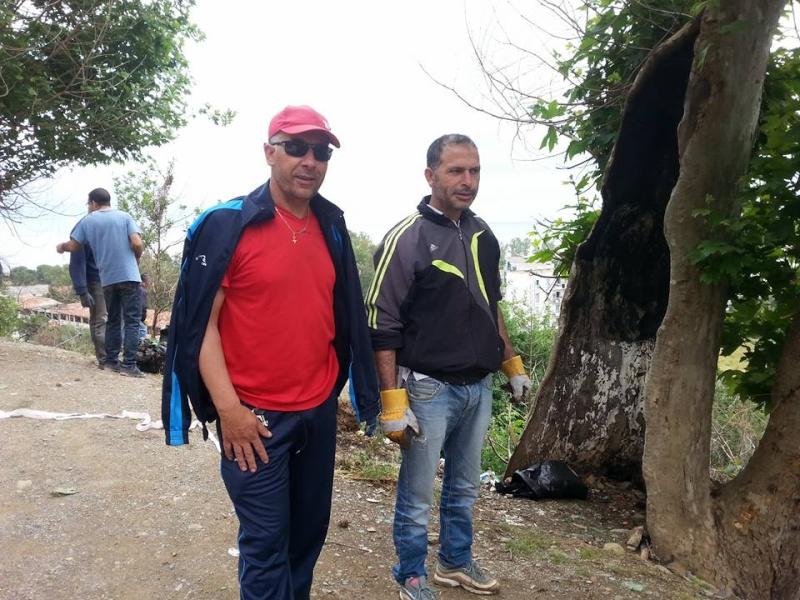 4ième vendredi de  Volontariat: nettoyage route du Cap Aokas. 22 mai 2015 - Page 2 419