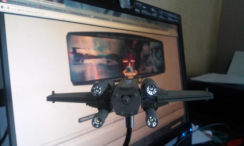 X-wing 1/72 BANDAI 20150412