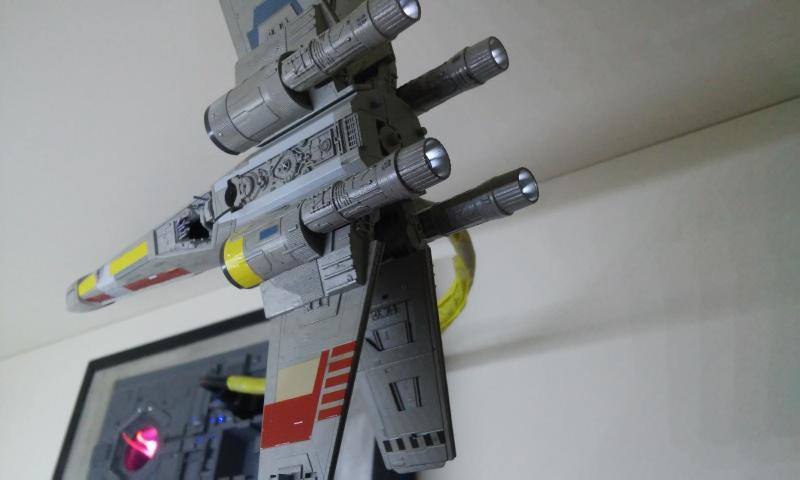 X-wing 1/72 BANDAI 20150428