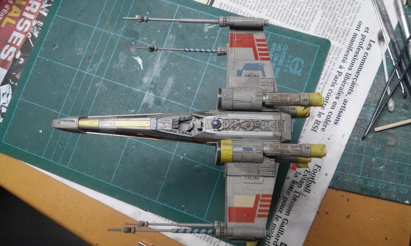 X-wing 1/72 BANDAI 20150433