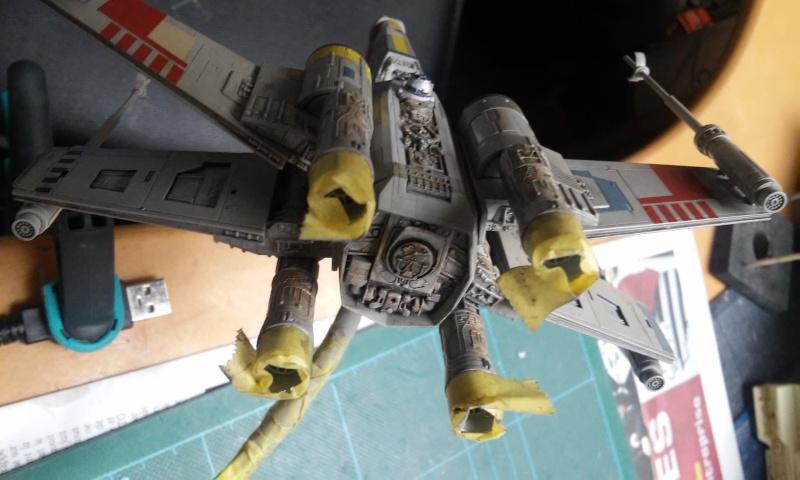 X-wing 1/72 BANDAI 20150434