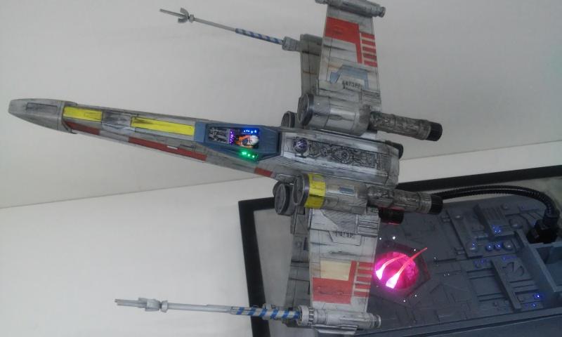 X-wing 1/72 BANDAI 20150451