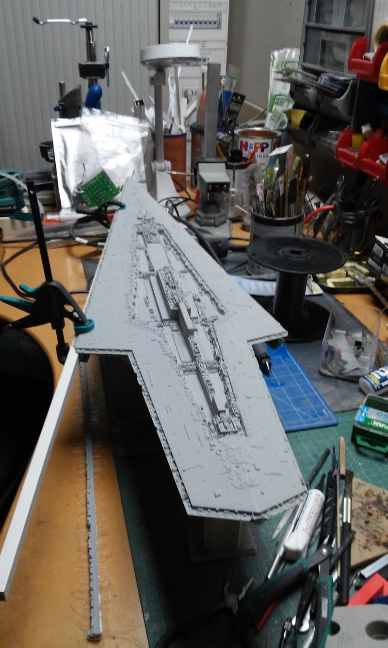 Imperial Star Destroyer Randy Cooper 20150472