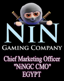 NiN Gaming Network & Company Chief Marketing Officer - CMO - Egypt