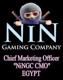 NiN Gaming Network & Company Chief Marketing Officer - CMO - Egypt