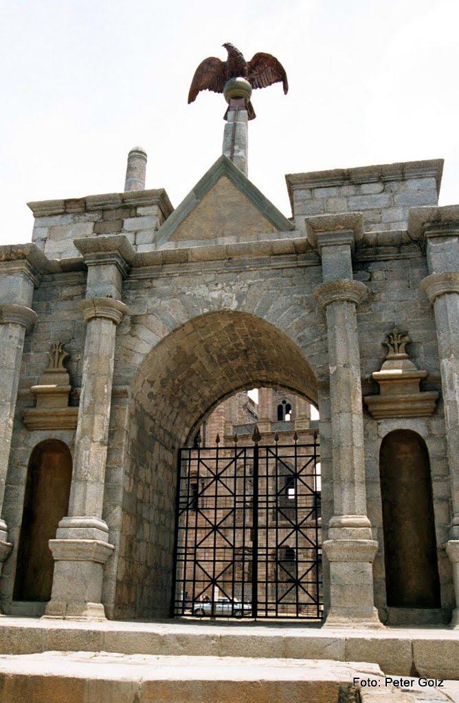 Le Palais de la Reine (Rova Manjakamiadana), Tananarive (Antananarivo) à Madagascar. 10802610