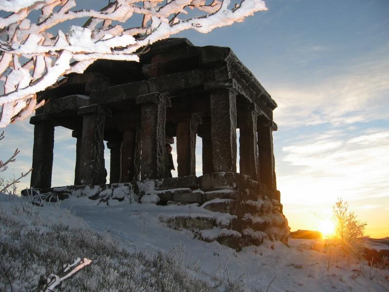 L'ancien Temple du Donon à Grandfontaine en France. 20755510