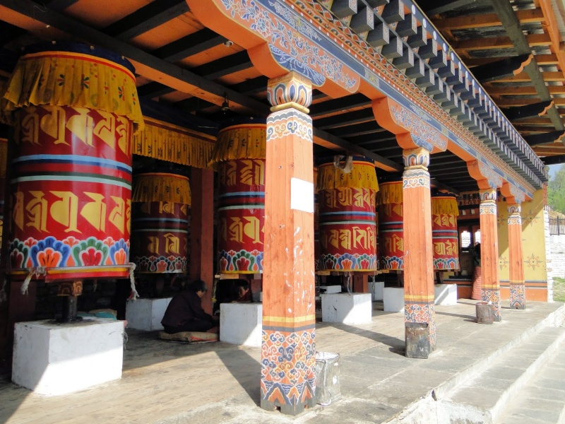 Le Memorial Chörten à Thimphu au Bhoutan. 43519010