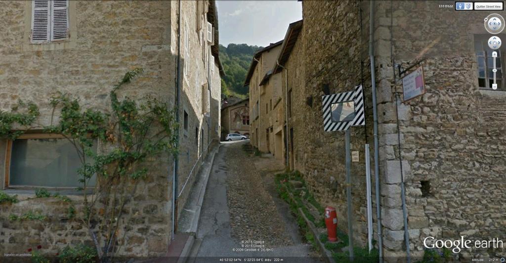 albi - STREET VIEW : les fresques murales en France - Page 17 Eresqu10