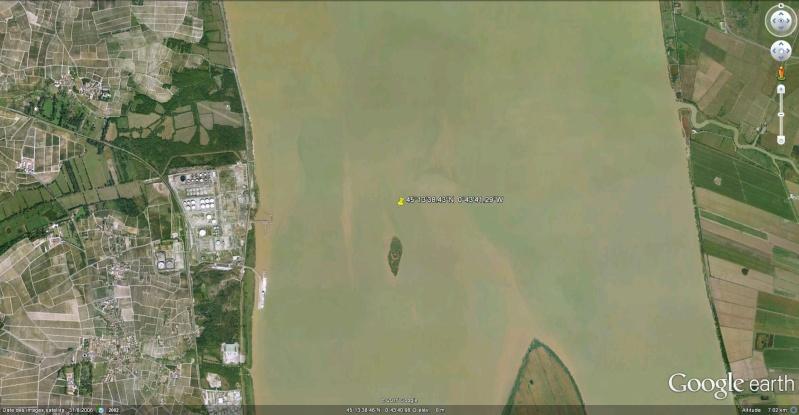 Les îles de l'estuaire de la Gironde - Gironde  - France Ile_de10