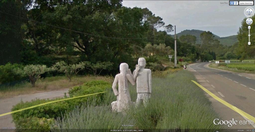 STREET VIEW : les sculptures - Page 3 Les_am11