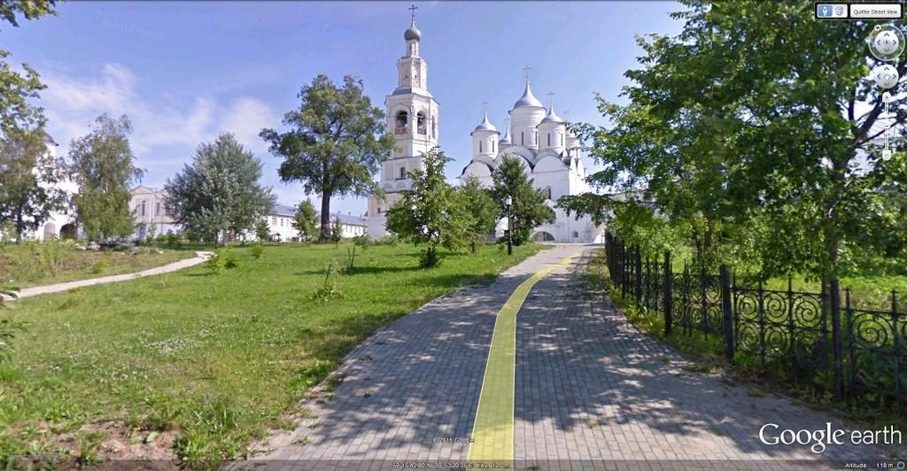 Monastère Spasso-Priloutsky à Vologda, Oblast de Vologda en Russie. Monast13