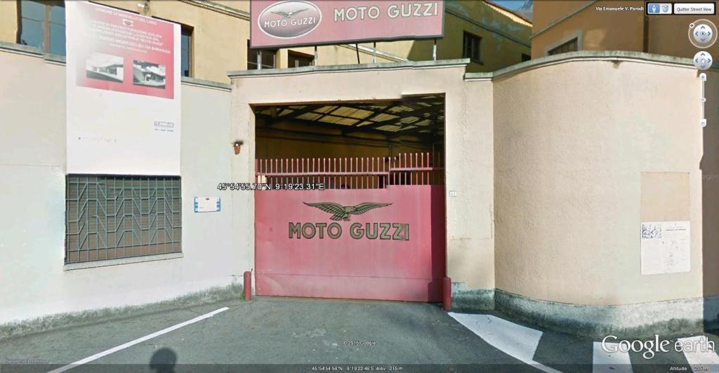 [Italie] - Musée Moto Guzzi, Mandello del Lario Lecco, Italie. Moto_g12