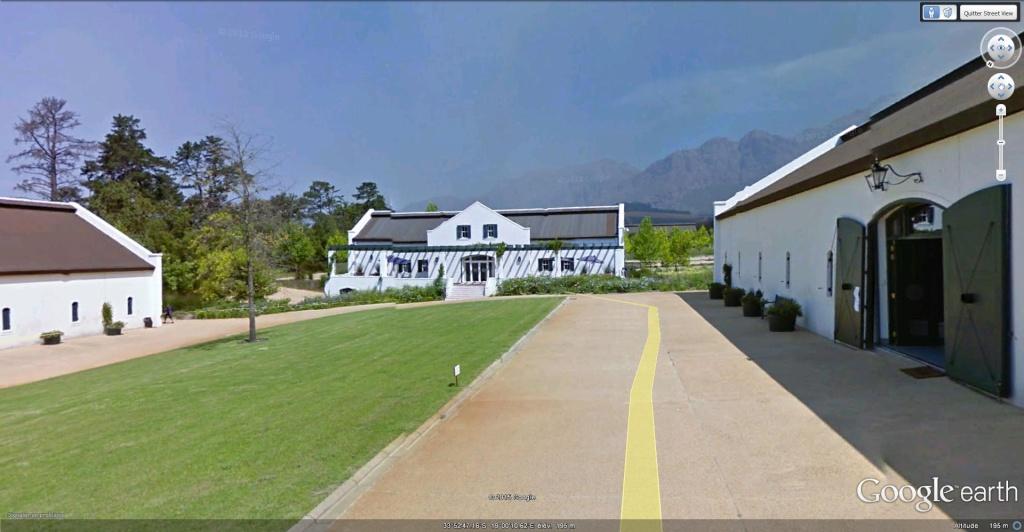 Franschhoek Motor Museum à Stellenbosch en Afrique du Sud. Motor_11