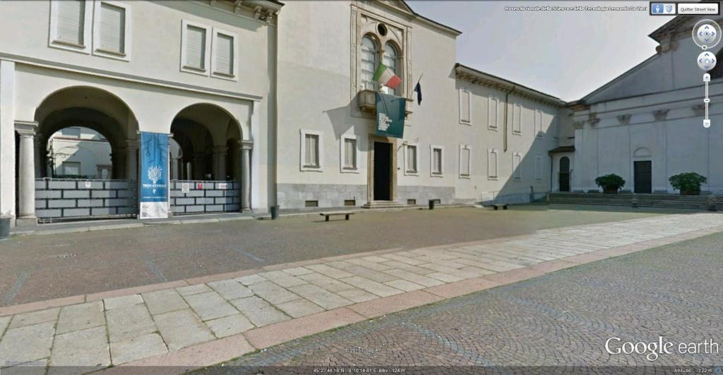 """Musée national des sciences et des techniques - """"Léonard de Vinci"""" à Milan en Italie. Musye_11"""
